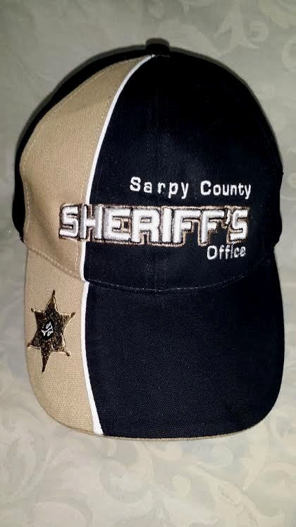 Sarpy County Sheriff's Office Hero247.com Hat  Adjustable Sheriff's Office…