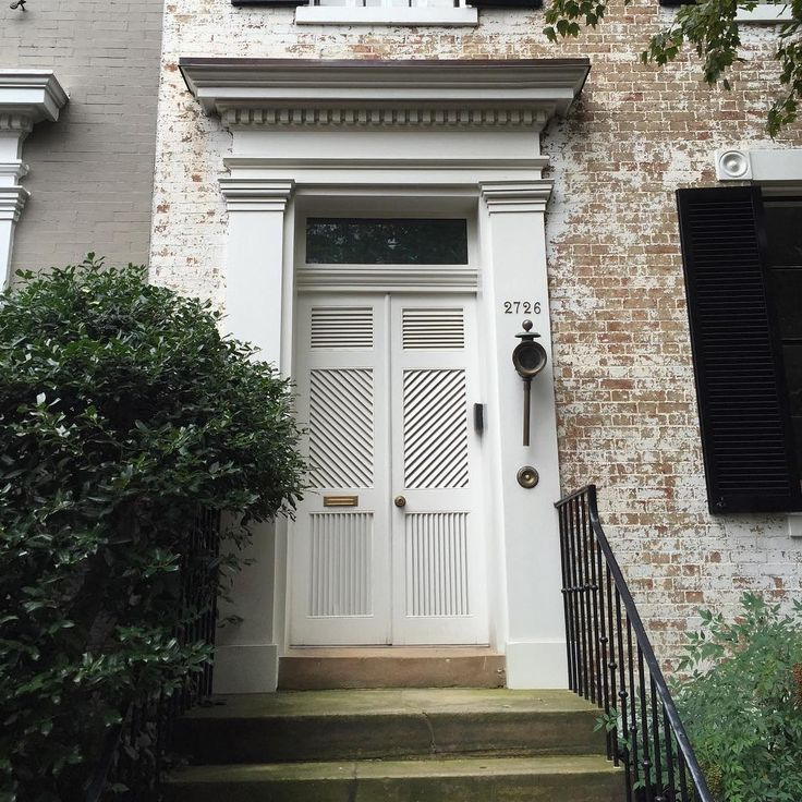 251 Best Exterior White Front Door Images On Pinterest Entrance