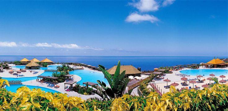 La Palma & Teneguia Princess Resort **** - #lapalma #princesshotels #Familias #Niños #Todo #incluido #Spa #Reuniones #Bodas #Resorts