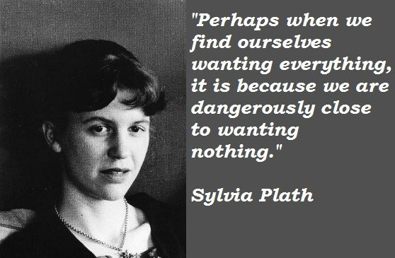 True Relfections: A look at Sylvia Plath's poem ""