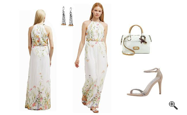 Lange Kleider für Hochzeit