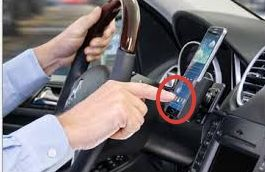 Cell-driving 2017 New Law!   Where in car to mount your phone?   New law signed on Monday Dec 27, 2016 if not followed will cost you $20 $50 fine, repeat offence increases the fine.  Where can you mount it? wherever it does not distort or block your view of the road. How can you use it? just a 1 finger tap, or single slide, no more. http://www.criminalattorneyinpasadena.com/if-you-are-stopped-by-the-police-or-if-you-are-arrested