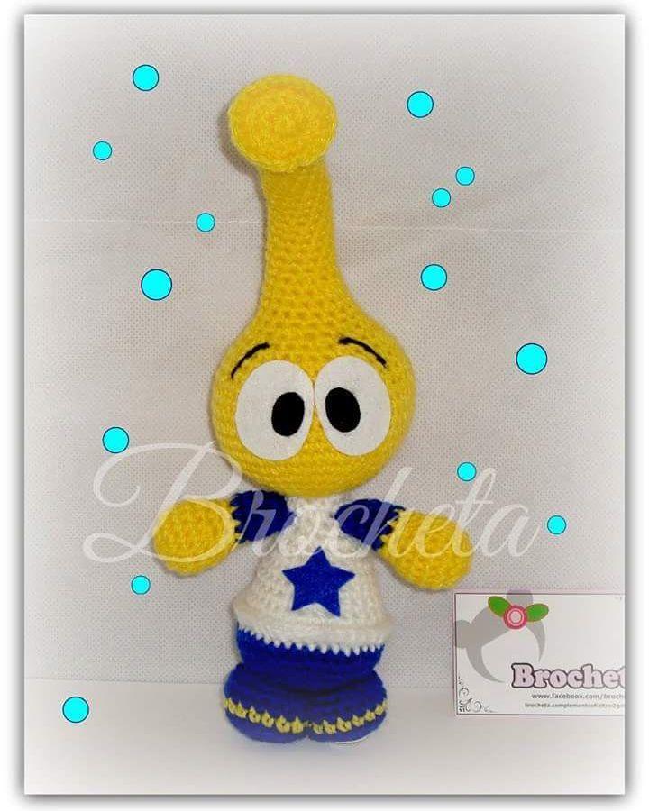 Los Snorkels una serie de nuestra infancia la recordais? Caloca Crochet #brocheta #amigurumi #crochet #handmade #handmadewithlove #snorkel #amarillo #yellow #cartoons #cartoon by brocheta_complementos