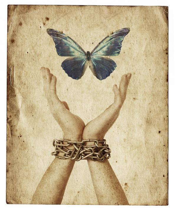 Você pode estar preso... mas seu pensamento é livre!!!