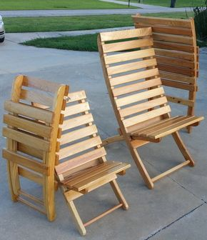 Stackable Chair set