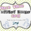 Welcome to Manic Monday at Classroom Freebies! Place Value