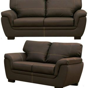 Small Leather Sofa Bed