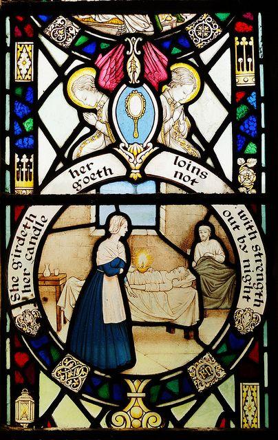 Florence Nightingale. | Flickr - Photo Sharing!