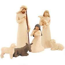 Nativity Willow Tree Figurines