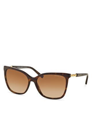 Michael Kors Sabina Square Sunglasses, 56mm | Bloomingdale's