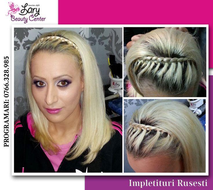 impletitura ruseasca http://www.larybeautycenter.ro/servicii/unghii-cu-gel-sau-acryl