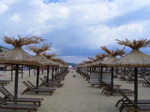 BULGARIA - GOLDEN SANDS BEACH