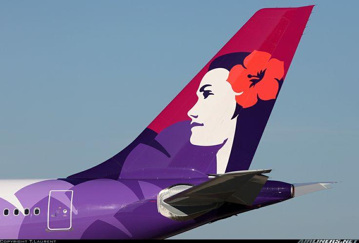 Hawaian Air A330-243