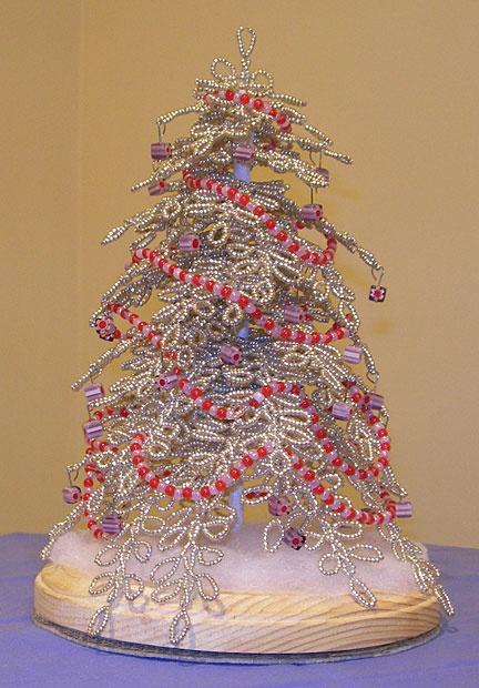 French bead tree