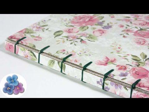 Encuadernacion Artesanal Belga Cuadernos 120 p Encuadernacion Casera Encuadernar Hojas Pintura Facil - YouTube