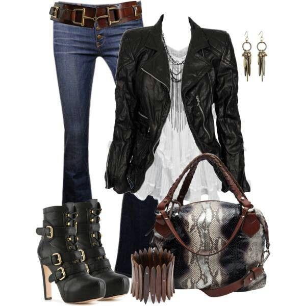 Bad girl boots