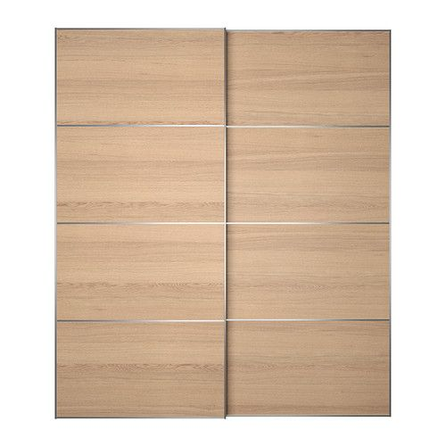 "ILSENG Pair of sliding doors - 78 3/4x92 7/8 "", - - IKEA"