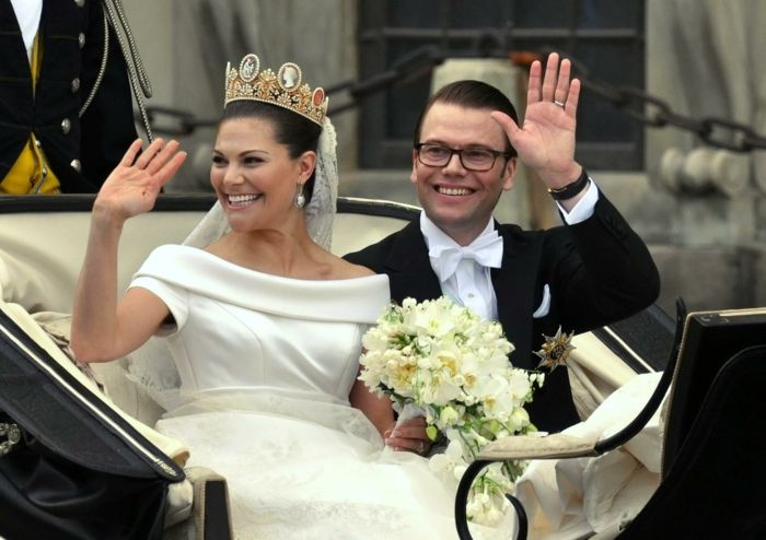 Prinzessin Victoria von Schweden - eine charmante Thronfolgerin - http://freshideen.com/trends/prinzessin-victoria-von-schweden.html