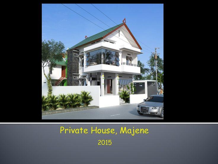 Rumah Pribadi, Majene