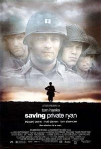 Saving Private Ryan( 1998) There are few Tom hanks movies that I don't love...