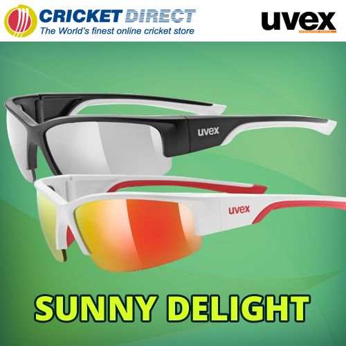 Check out our great value Uvex Sports Sunglasses collection, including these Uvex SP 215 shades. #sport #cricket