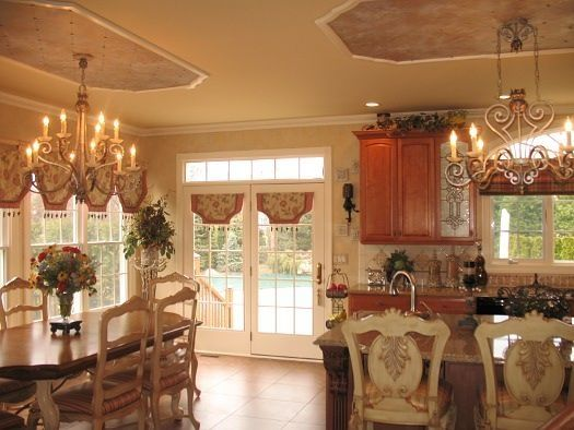 1000 ideas about french country curtains on pinterest - Country kitchen curtain ideas ...