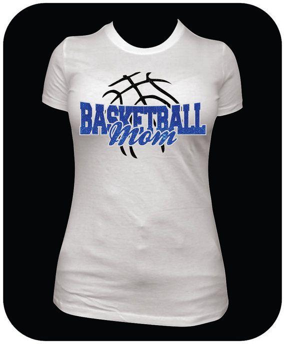 Basketball Mom Shirt by KatrinaKreates on Etsy