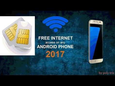 Free internet, free calls and free SMS on any Sim Card everywhere you go 100% work part 2 – YouTube
