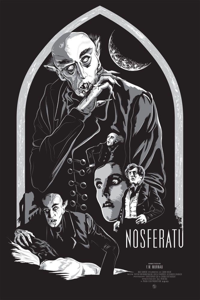nosferatu wallpaper