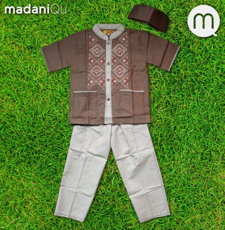 More Baju Koko Anak Terbaru - Jual Koko Online   MadaniQu  #kokoanak http://www.madaniqu.com
