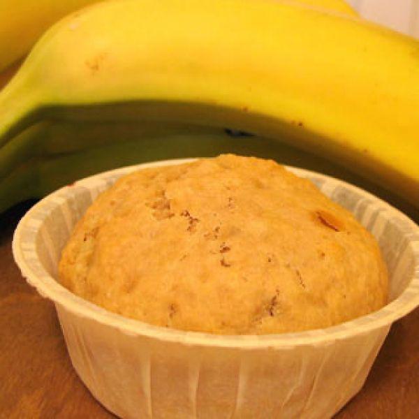 Viktväktarnas bananmuffins, Foto: Camilla Anderberg