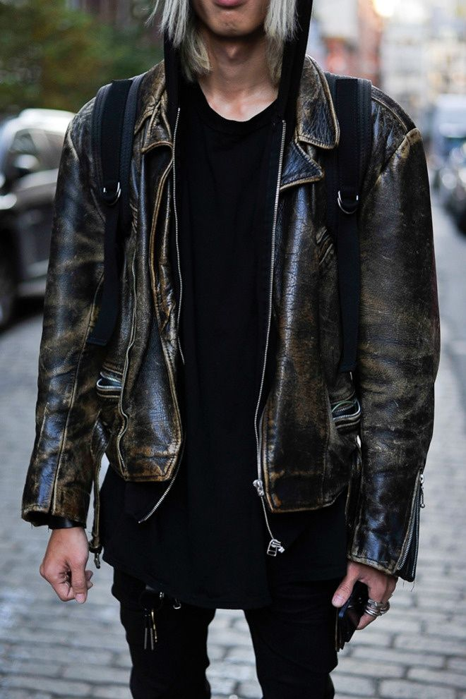 Vintage Leather Jacket Fashion Leather Articles At 60 Wholesale Discount Prices Leather L Leather Jacket Men Style Leather Jacket Style Real Leather Jacket