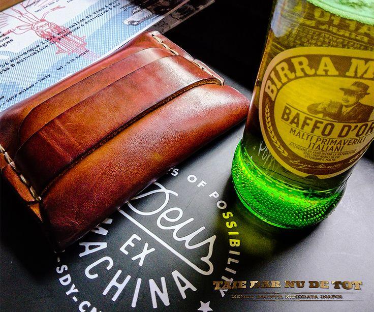 Beer @ Deus ex Machina Cafe in Milano