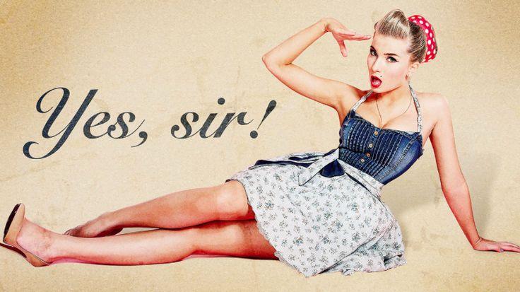 '50's pin-up style retouching