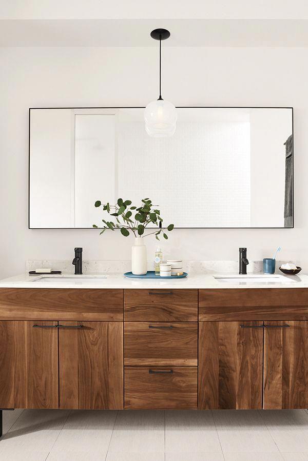 31+ Modern bathroom vanity cabinet ideas