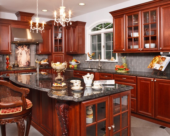 Image Detail For  Kitchen Island Decorating Design, Pictures, Remodel, Decor  And Ideas