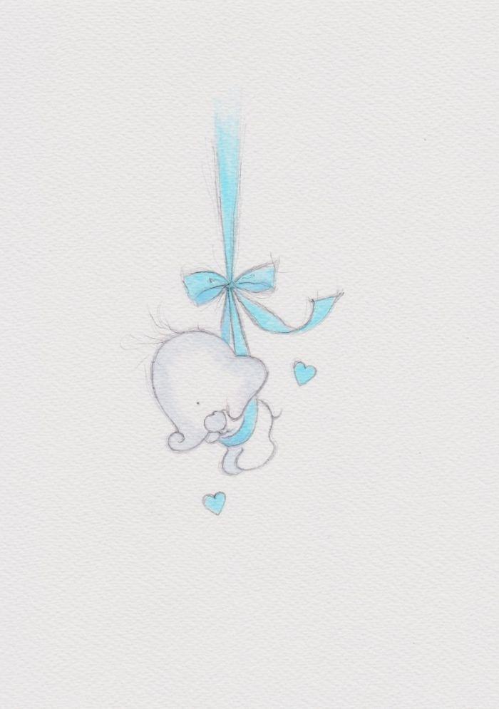 Annabel Spenceley - baby elephant on ribbon.jpeg