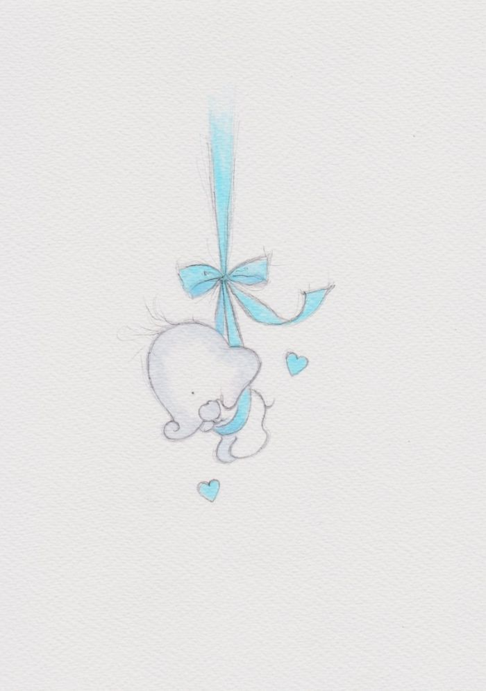 Annabel Spenceley - baby elephant on ribbon.jpeg