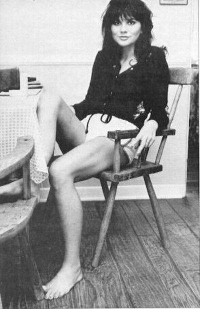 国民的大歌手であるリンダ・ロンシュタット