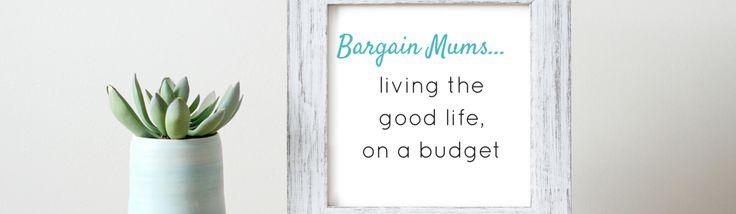 Bargain Mums...