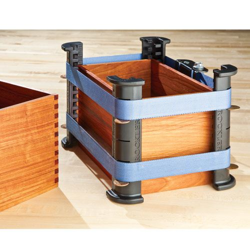 rockler box joint jig instructions