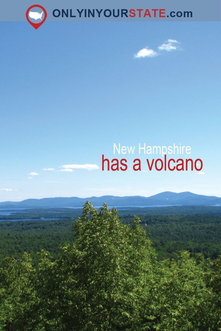 Travel | New Hampshire | Volcano | Mountains | History | Geology