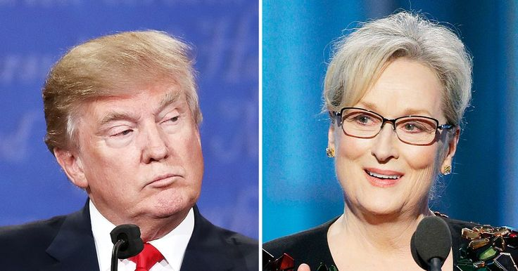 Donald Trump Slams Meryl Streep's Golden Globes Speech, Calls Her an 'Over-Rated Actress' and 'Hillary Lover' http://www.usmagazine.com/celebrity-news/news/donald-trump-slams-meryl-streeps-critical-golden-globes-speech-w459843?utm_source=rss&utm_medium=Sendible&utm_campaign=RSS