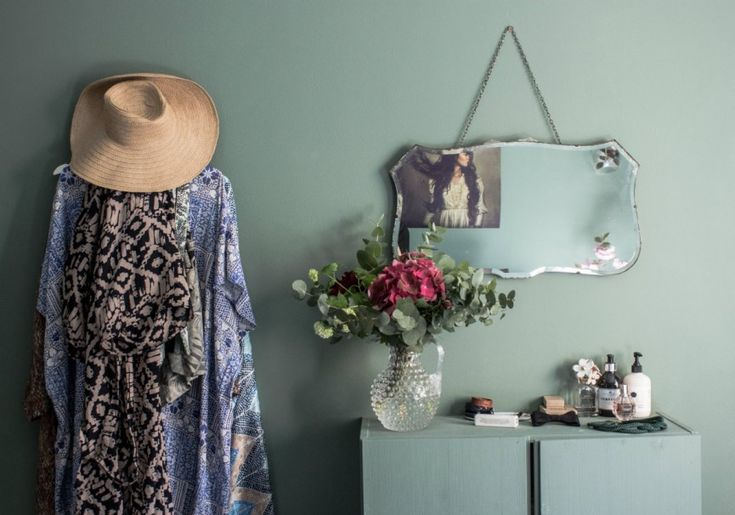 The home of Lovely blogger Nanna von Berlekom
