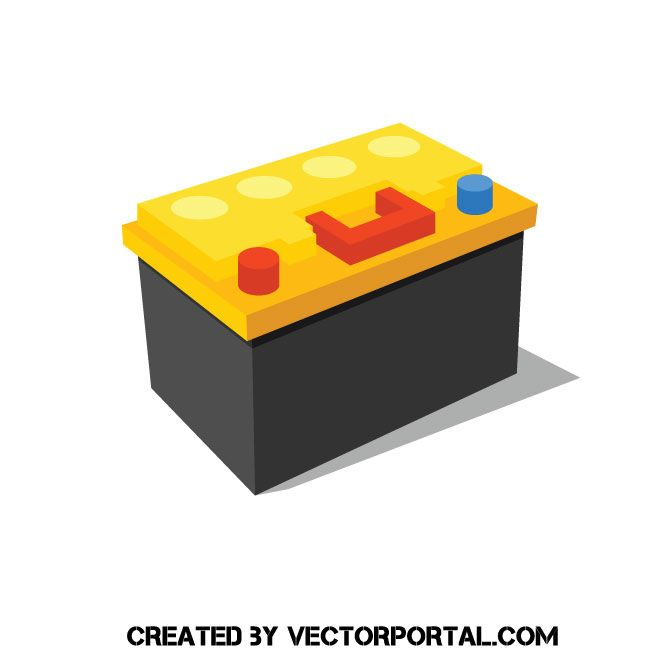 car battery vector image car battery car battery car battery vector image car battery