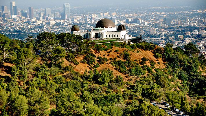 Griffith park must sees los angeles zoo botanical for Must sees in los angeles