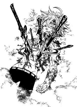 Meliodas - Nanatsu no taizai It won't end here