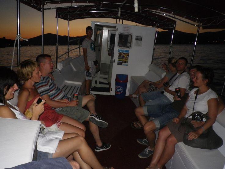 taxihajó Trogirba