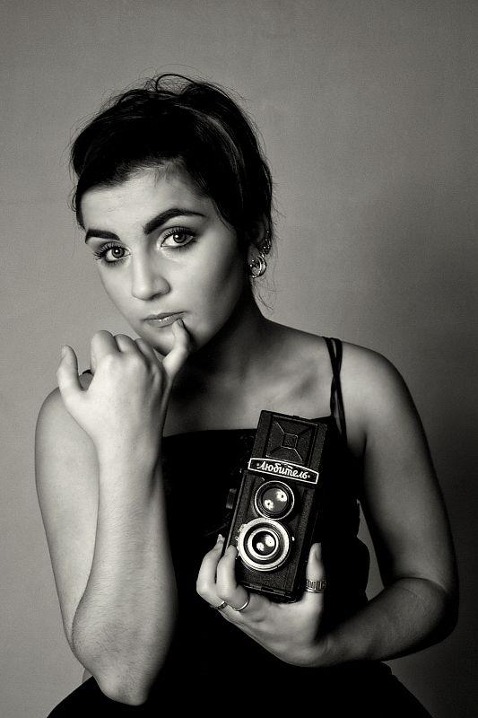 photo: Girl with Ljubitel | photographer: Marek Suvák | WWW.PHOTODOM.COM