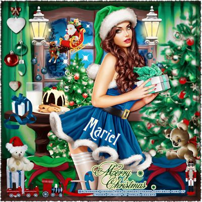 "MI RINCÓN GÓTICO: AD CT TEAM, ""CHRISTMAS GIFT 4"""